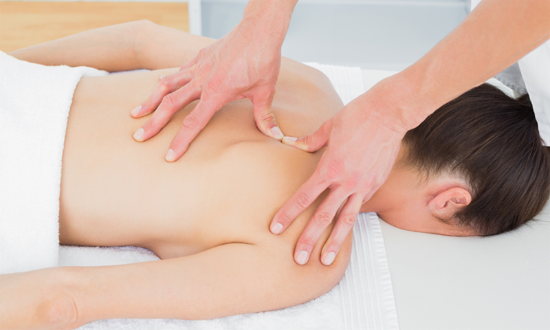 ReBuilder Therapy at Wellness Chiropractic Center